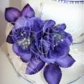Purple Diamante